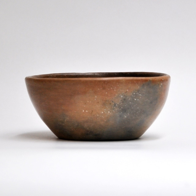 EREACHE エレアチェ 素焼き 茶 ボウルG 食器 メキシコ オアハカ No.8