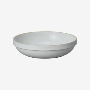 HASAMI PORCELAIN (ハサミポーセリン) Round Bowl (Clear / グレー) 【220x55】HPM033