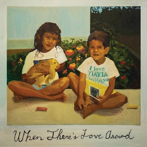 【残りわずか/LP】Kiefer - When There's Love Around