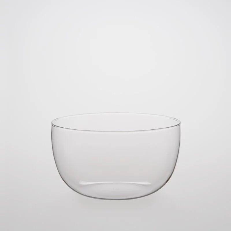 TG glass (ティージーガラス) Salad & Fruit Bowl (サラダ&フルーツボウル 耐熱ガラス) 1100ml