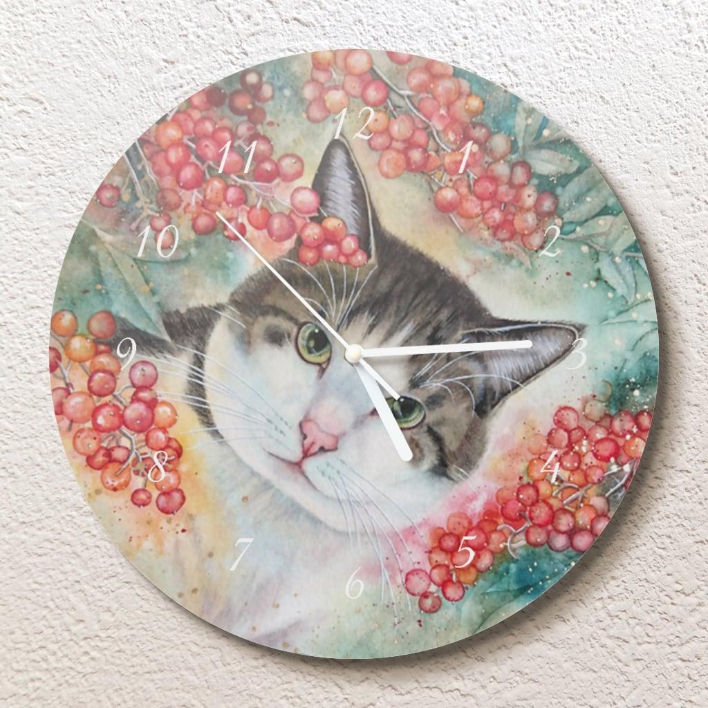 あなたの側で壁掛け時計(L)