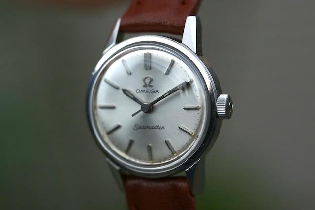 【OMEGA】 1960's オメガ  シーマスター ノンデイト レディース    手巻き Vintagewatch / Seamaster