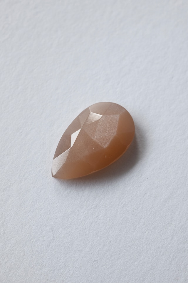Faceted Moonstone  - 015