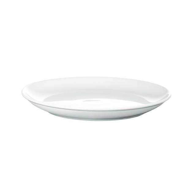 西海陶器 波佐見焼 「コモン」 プレート 皿 150mm ホワイト 13202