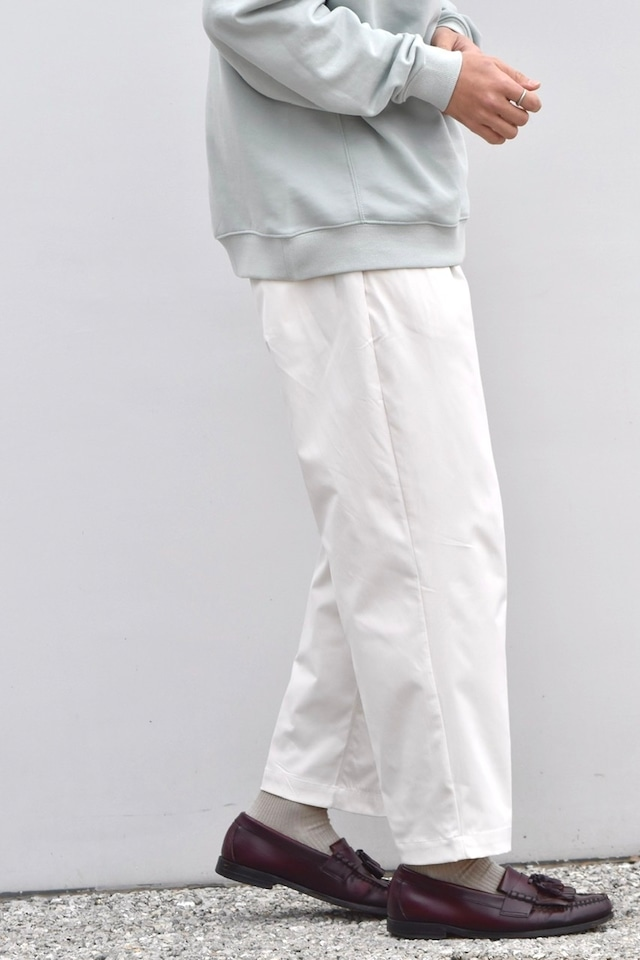 WIDE TAPERED PANTS【残りわずか】