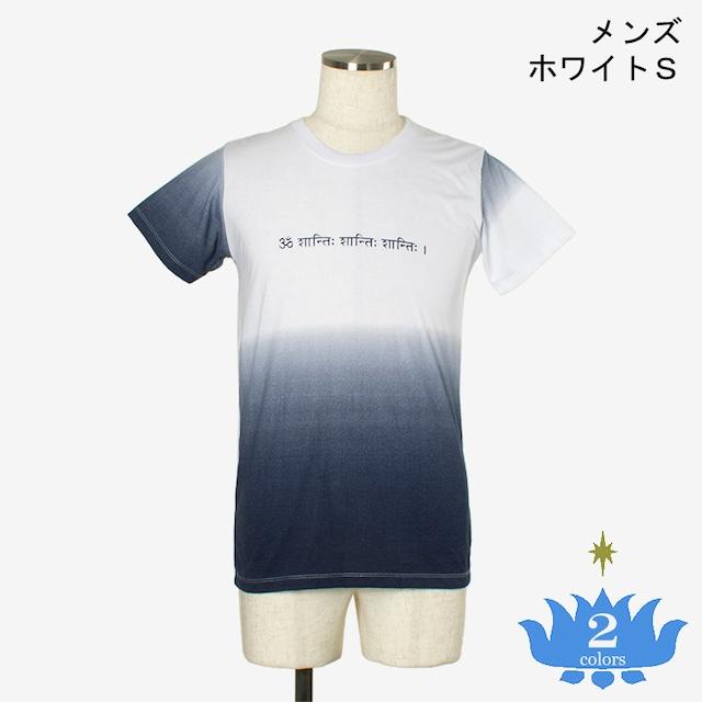 Tシャツ シャンティ メンズ/ユニ Men's T-shirt Shanti