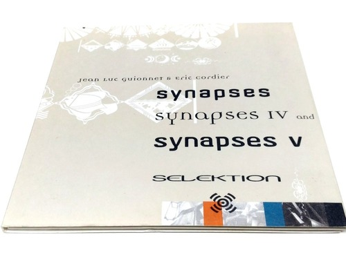 [USED] Jean-Luc Guionnet & Eric Cordier - Synapses (1999) [CD]