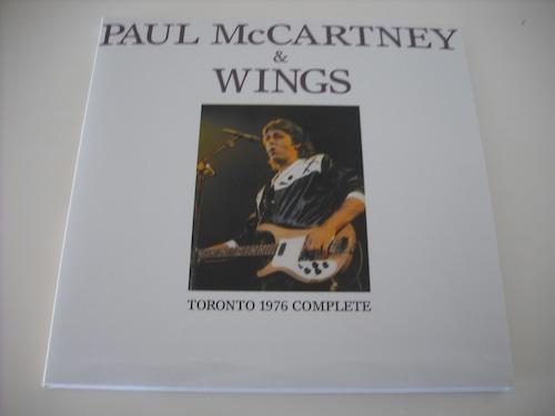 【2CD】PAUL MCCARTNEY & WINGS / TORONTO 1976 COMPLETE