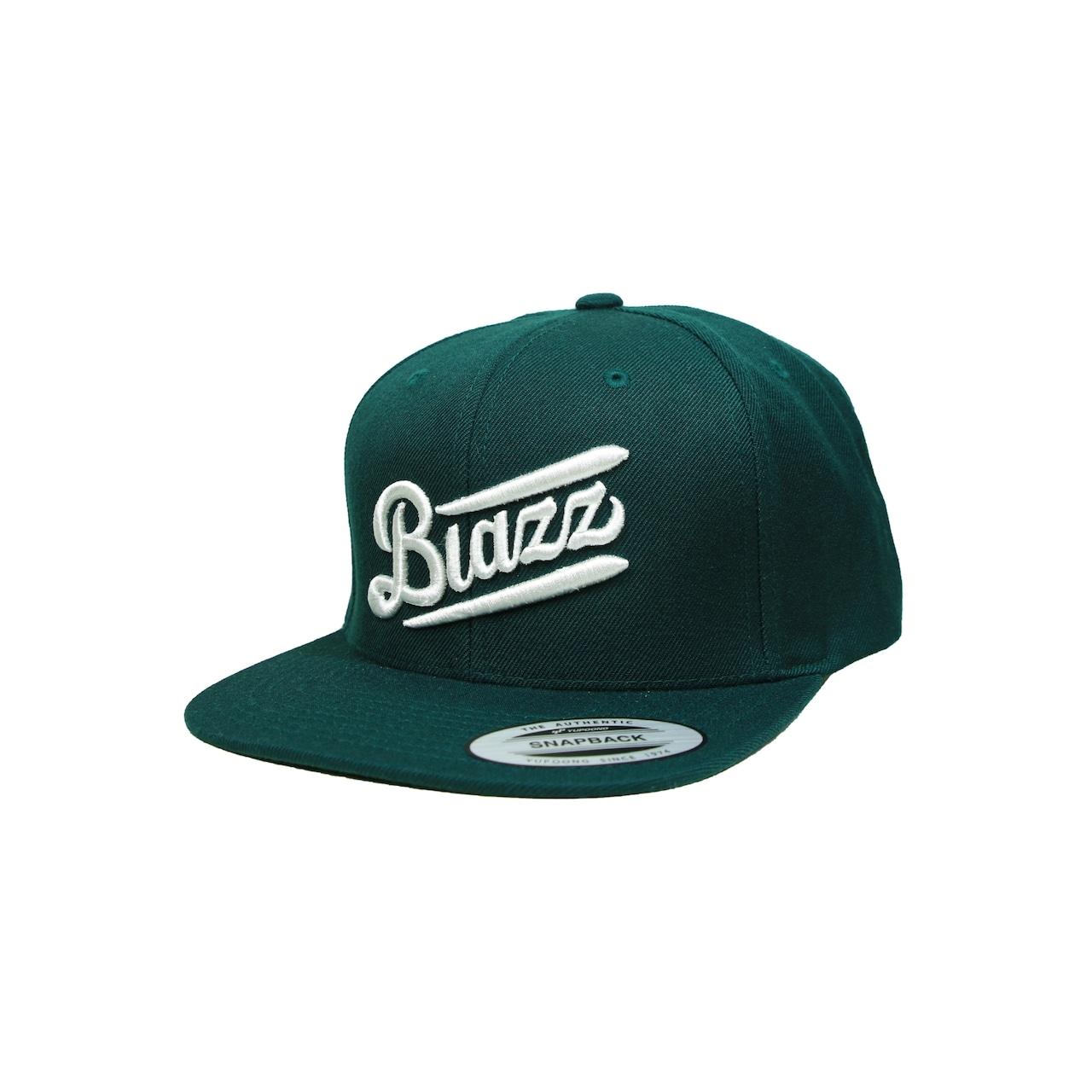 Blunt's Blazz B.B CAP 2021 [KELLY / WHITE]