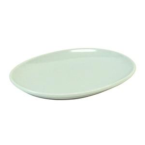 西海陶器 波佐見焼 「コモン」 オーバルプレート 皿 150mm ホワイト 17036