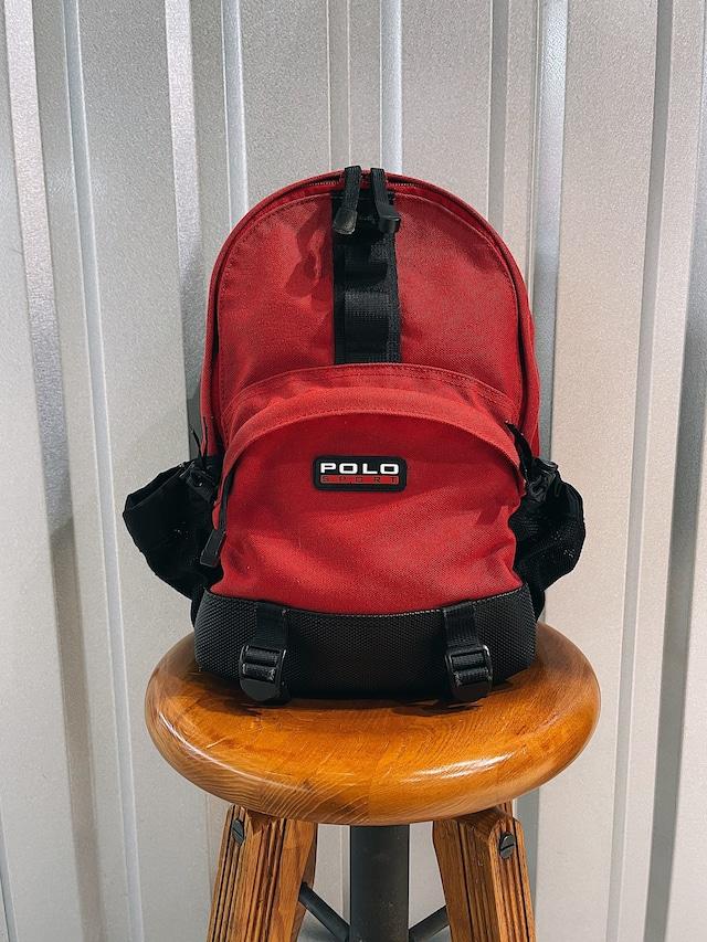 (KD289) POLO SPORT backpack