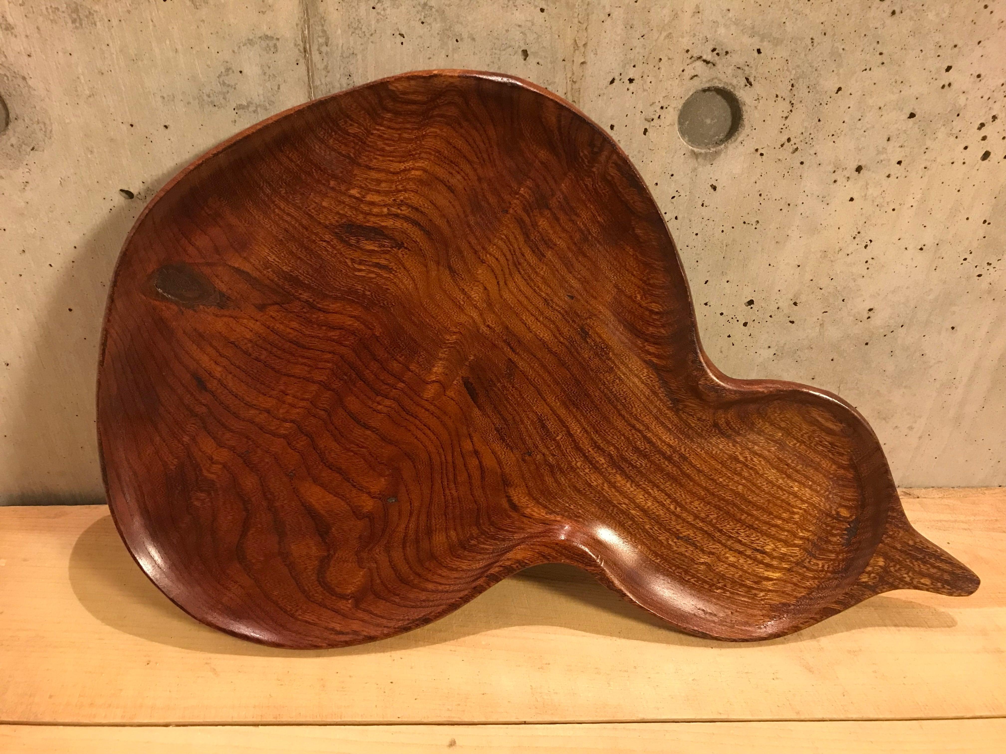 木製ひょうたん型おぼん (001)