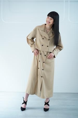 ROOM211 / Trench OP Coat