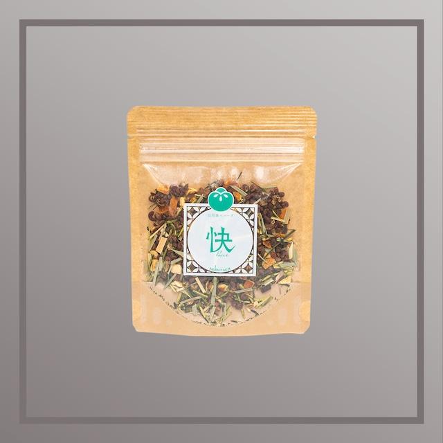 白川茶×ハーブ 快-kai- 18g/リーフ