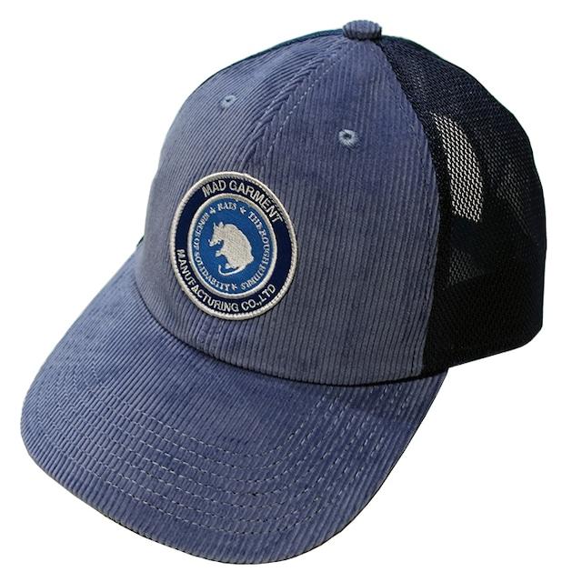 RATS(ラッツ) / RODEO MESH CAP(BLUE)(21'RA-0809)(キャップ)