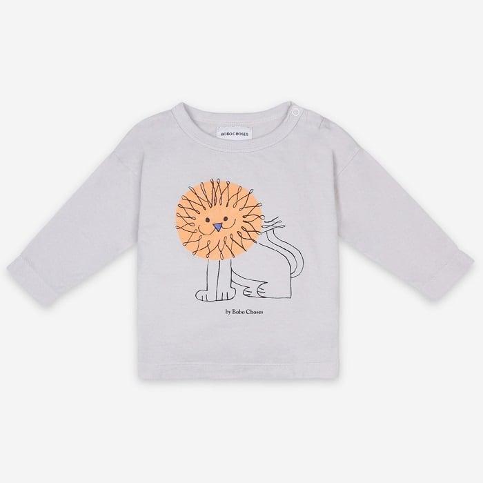 BOBOCHOSES Long Sleeve T-Shirt  (24-36m)