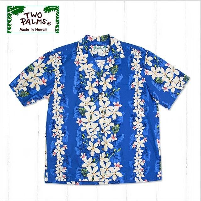 メンズ ヴィンテージ プルメリア(ブルー)*/M501C-Vintage-Plumeria BL