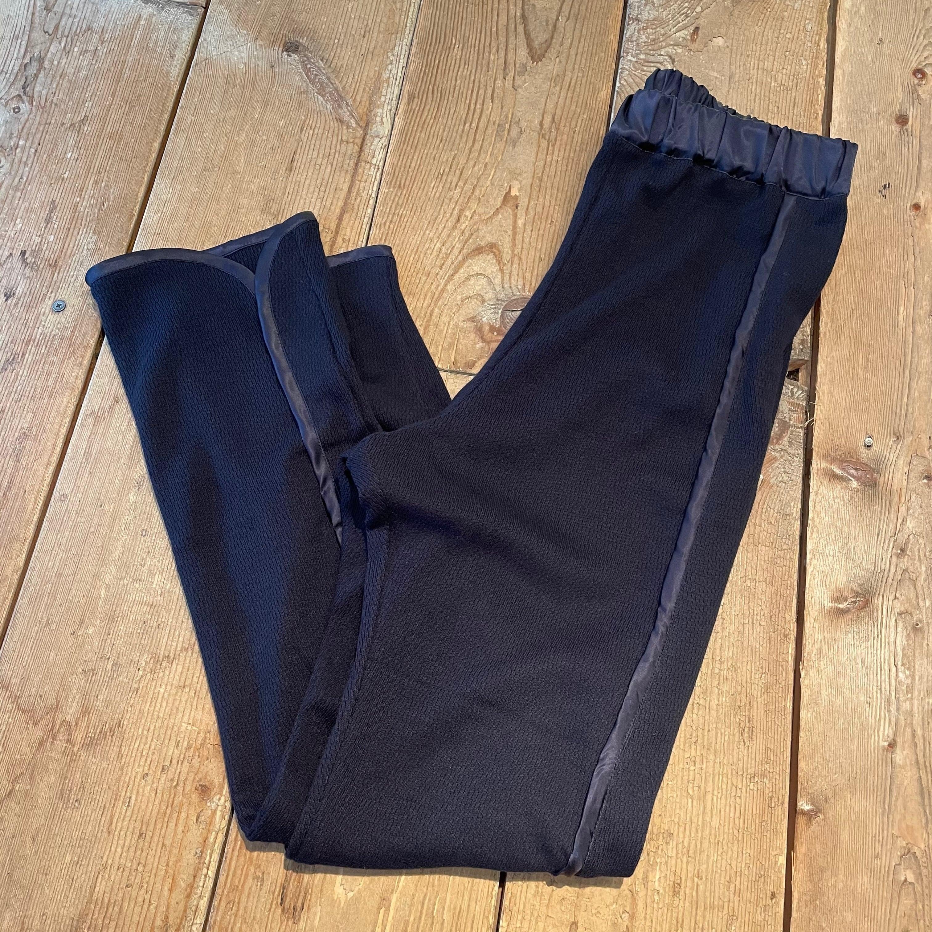 【RehersalL】military waffle slit leggings(navy)/【リハーズオール】ミリタリーワッフルスリットレギンス(ネービー)