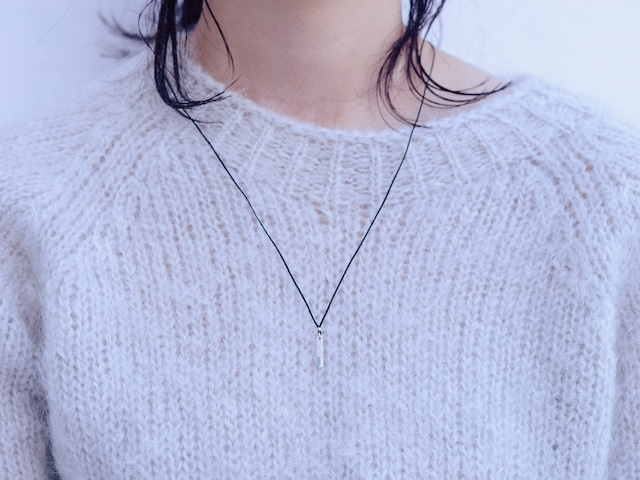 《niruc×KnottWorks》プレートネックレス/チョーカー・Plate Necklace×6types