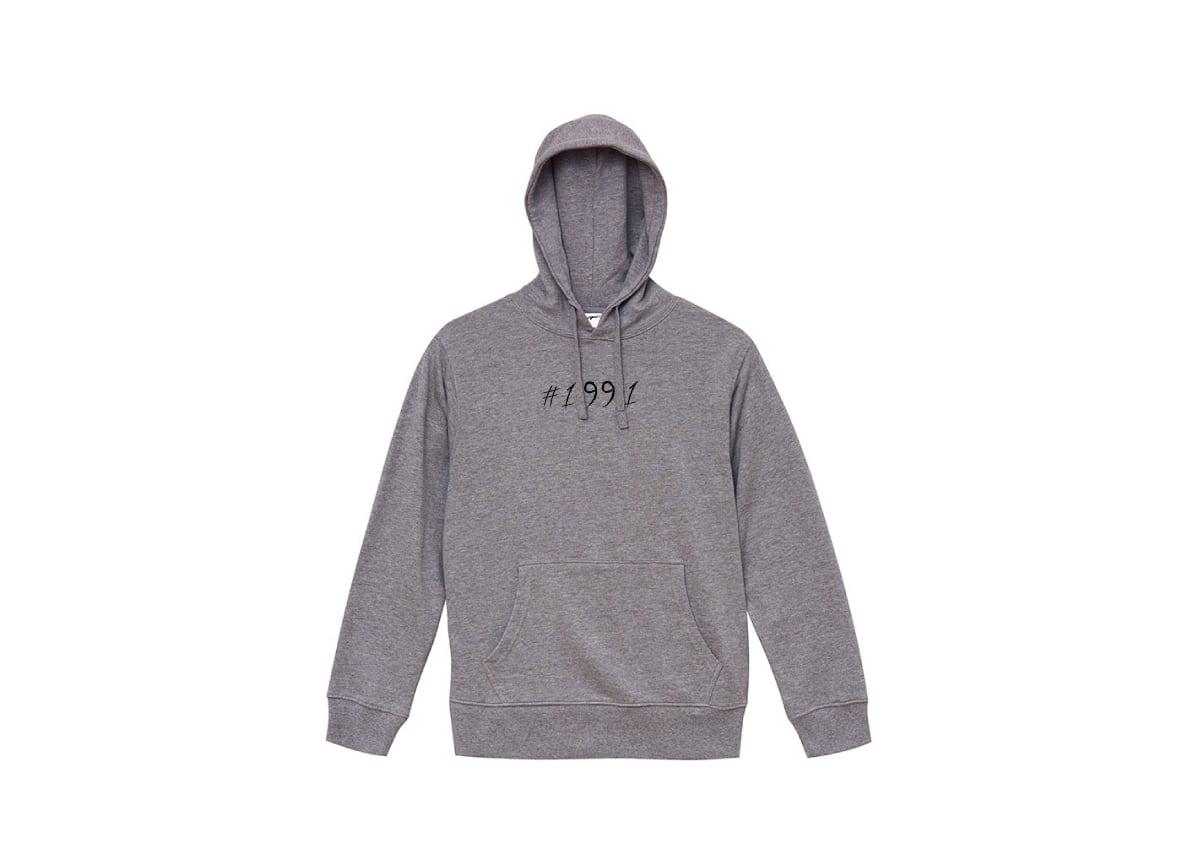1991 hoodie(GRAY)