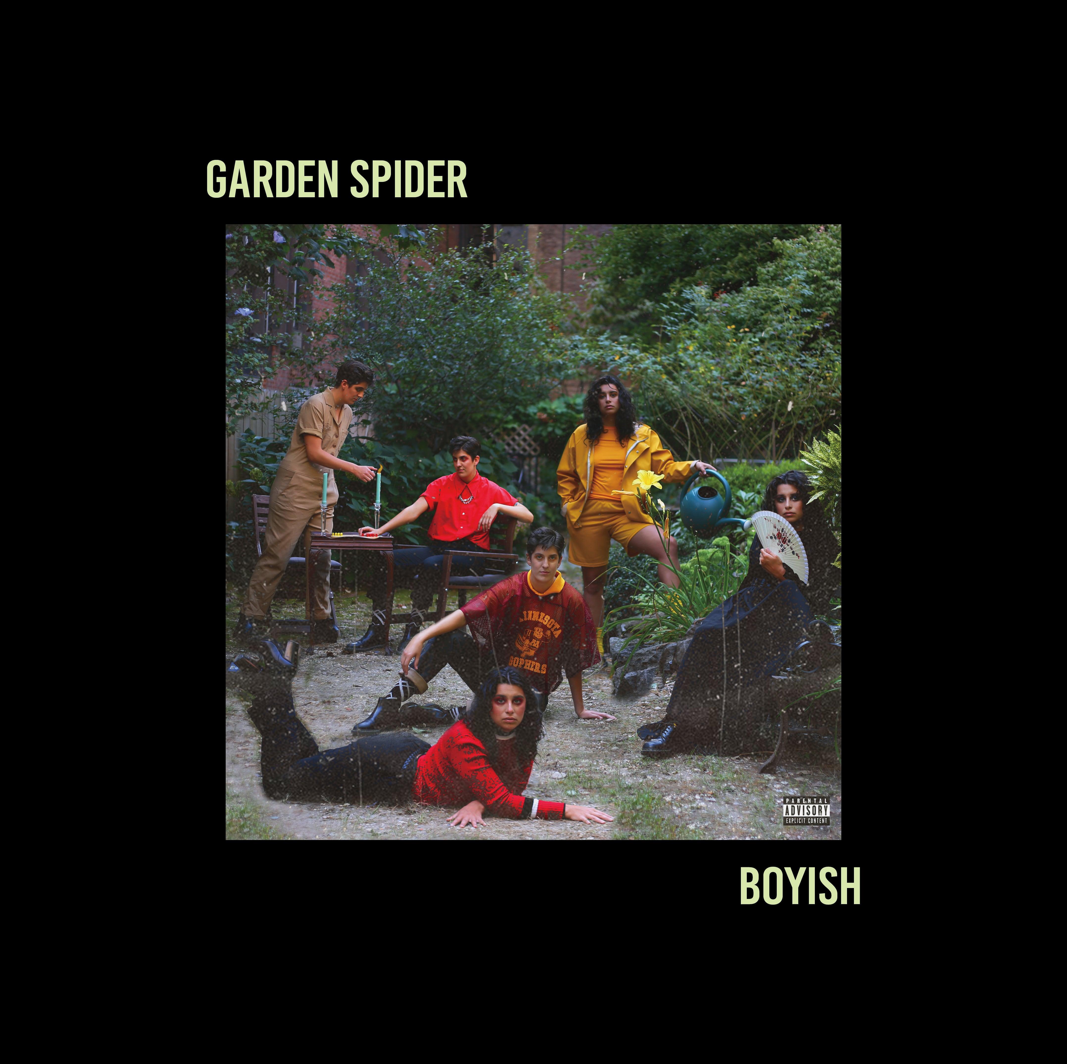 Boyish / Garden Spider(Ltd LP)