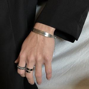 Bangle chain bracelet   b-320