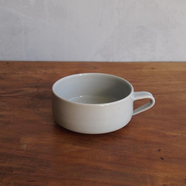 こいずみみゆき スープカップ 白