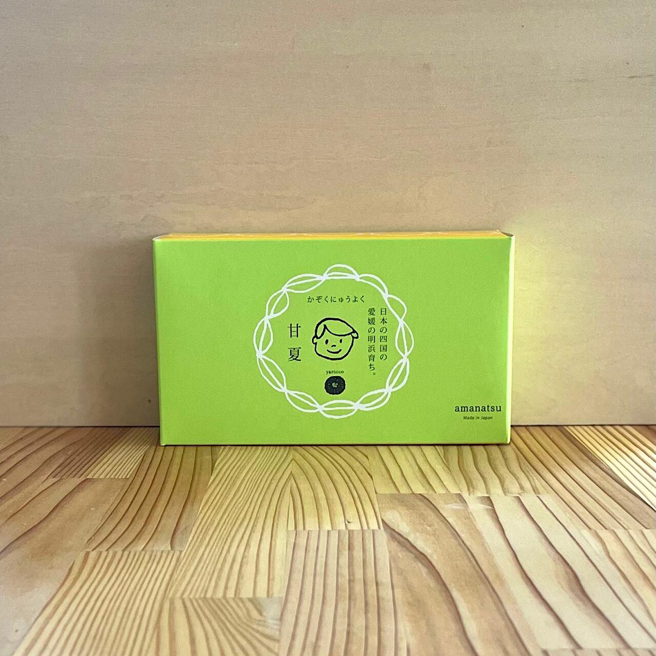 yaetoco バスソルト 甘夏の香り 50g×5包