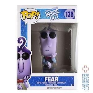 ファンコ POP! 135 インサイド・ヘッド FEAR