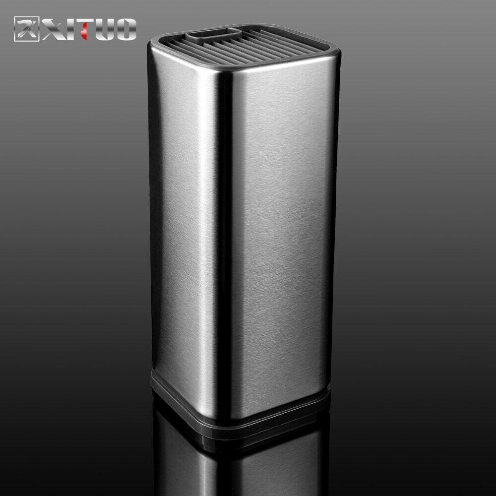 ダマスカス包丁 【XITUO 公式】  ステンレス製ナイフホルダー ks20031801