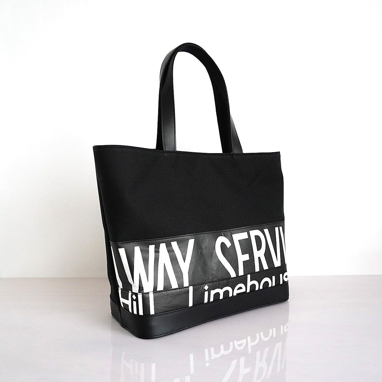 Tote Bag (S) / Black  TSB-0036