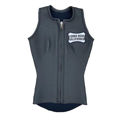 Wetsuit front zip Vest【Women】