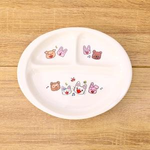 ランチ皿【ノンタン】