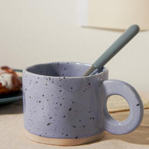 ugly mug 300ml 2colors / アグリー マグカップ ドット セラミック コップ 韓国 北欧 インテリア 雑貨