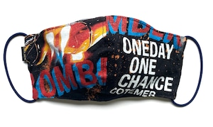 【COTEMER マスク 日本製】ONE DAY ONE CHANCE BAND MASK 0505-175