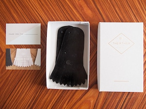 【black】Shoes quilt(シューズキルト)