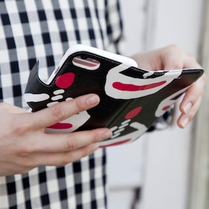 SALE バースデーケーキiPhoneケース 手帳型