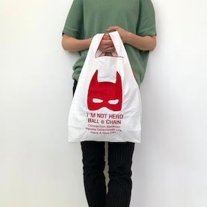 DOUBLE STANDARD CLOTHING (ダブルスタンダードクロージング) Not hero ショッピングバッグ 0400027203