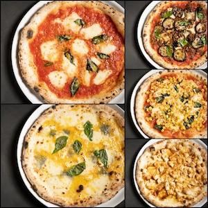 10種類から選べるお好きなピッツァ8枚セット
