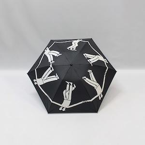 beautiful people(ビューティフルピープル) Zoetrope Umbrella ぐるぐるゾエトロープアンブレラ 2021秋冬新作 [送料無料]