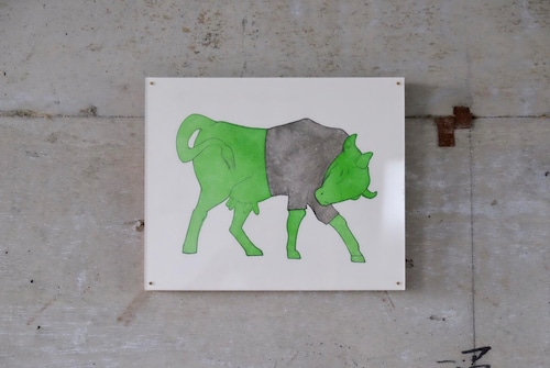 有瀬龍介|牛