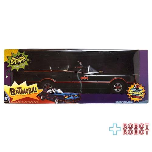 マテル バットマン 1966 クラシックテレビシリーズ バットモービル 18インチ