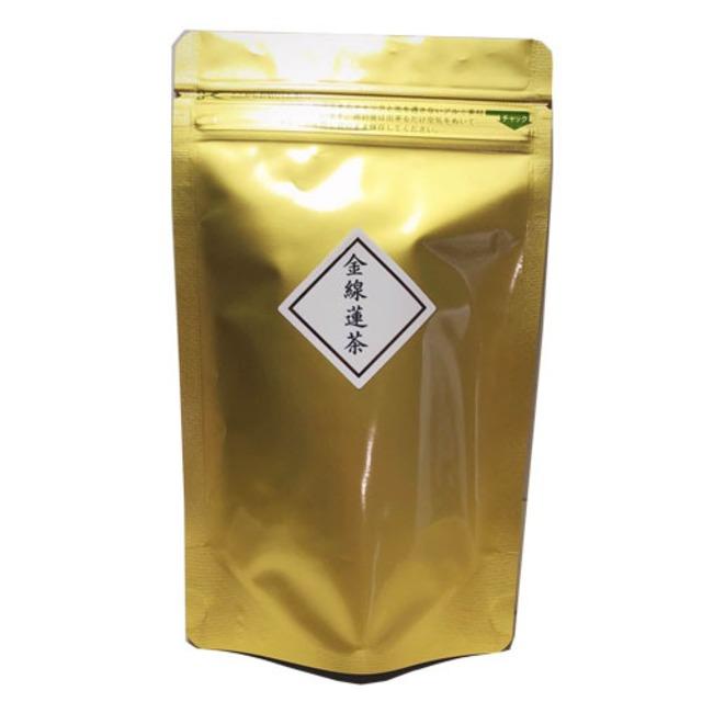 台湾の薬王「金線蓮茶」