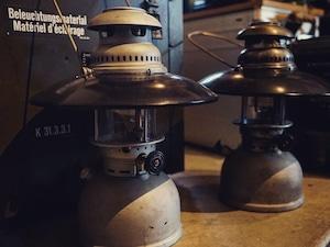 vintage スイス軍 Petromax/GENIOL px523/250hkセット