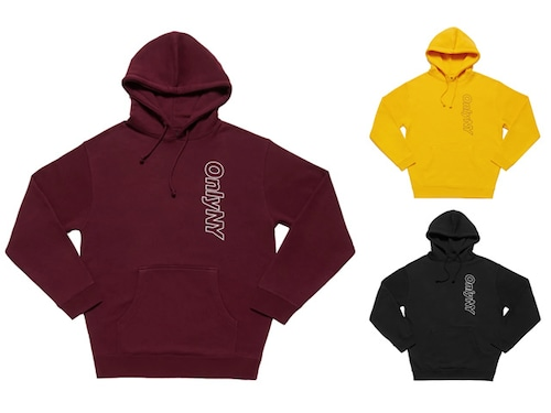ONLY NY|Outline Logo Hoodie
