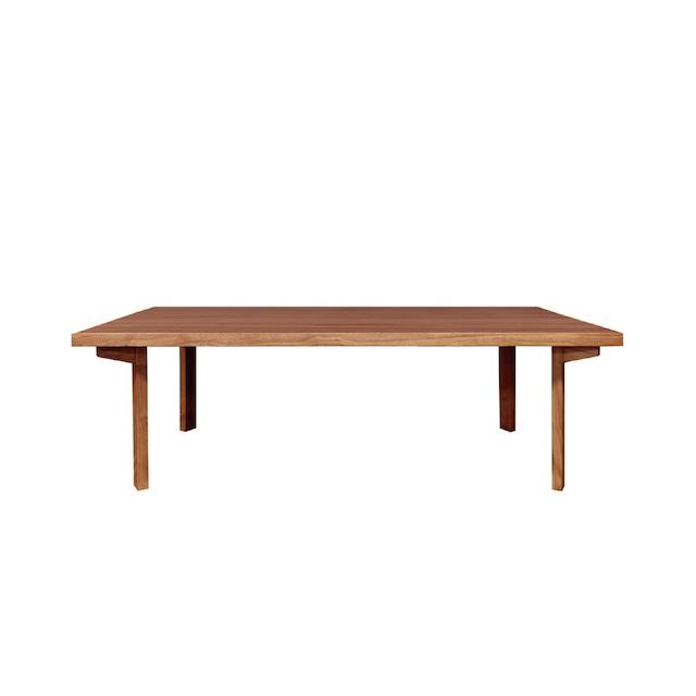 カンナ ローテーブル L ウォールナット