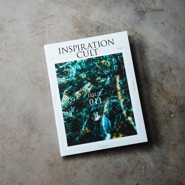 INSPIRATION CULT MAGAZINE  ISSUE.011