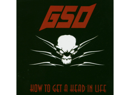 """G.S.O. """"How to Get A Head in Life"""" (輸入盤)"""