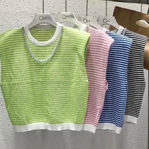 【GREEN,PINK:即納】SHOULDER PAD TANK -4color-