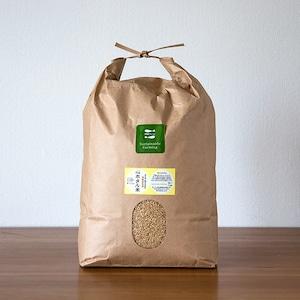 門崎 ホタル米 5kg 玄米